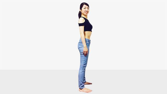 水着が似合う「バスト・デコルテ・肩甲骨集中エクササイズ」
