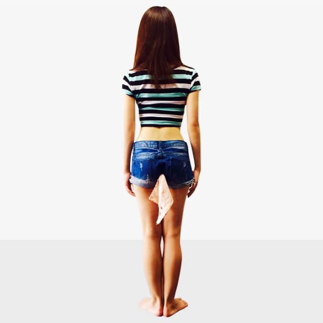 服で隠せない箇部分痩せ「パンツからハミ肉しないエクササイズ」-05