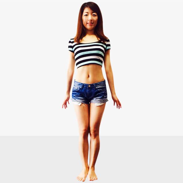 服で隠せない箇所の部分痩せ「むくんだ膝下スッキリエクササイズ」-04