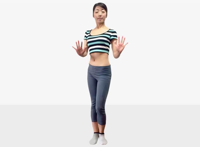脚を長く見せるために鍛えるべき筋肉③腹斜筋エクササイズ-04