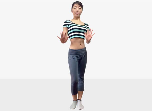 脚を長く見せるために鍛えるべき筋肉③腹斜筋エクササイズ-05