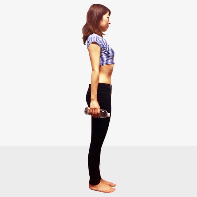 脂肪燃焼力の高い「片足立ちねじりぐるぐるエクササイズ」-01
