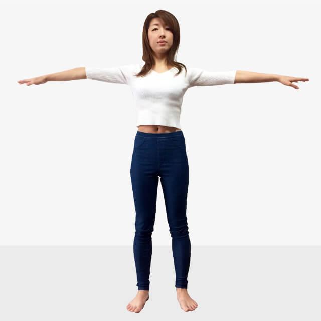 女性らしさ惹き立てる!華奢に見える筋肉の鍛え方②二の腕-04