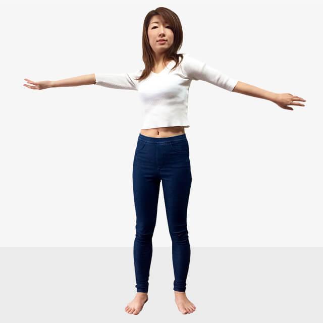 女性らしさ惹き立てる!華奢に見える筋肉の鍛え方②二の腕-05