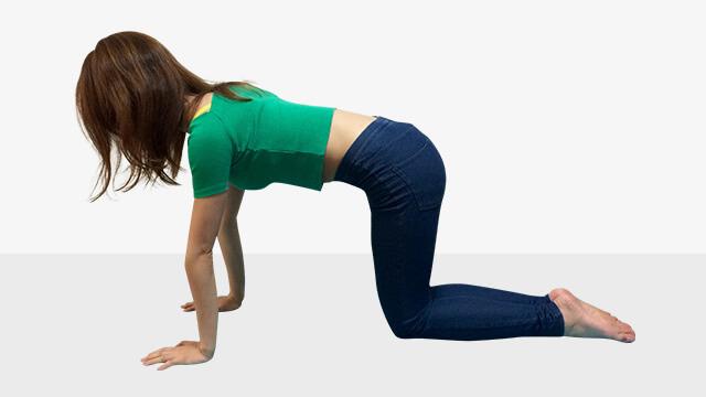 体幹トレーニング&股関節周りエクササイズで代謝UP!