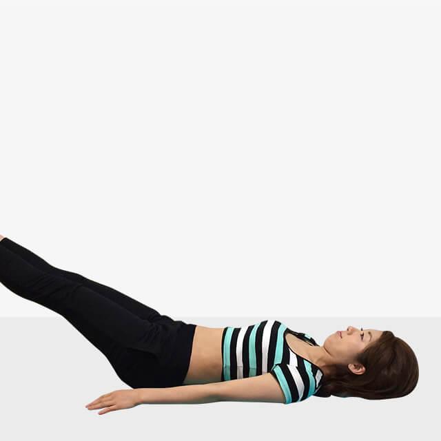 服をワンサイズダウン!脚引き締めエクササイズで効果を実感!-07