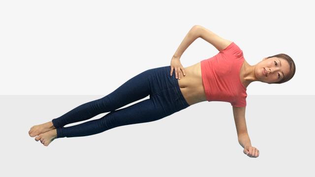 夏までに1ヶ月で痩せるためのトレーニングメニュー①プランク-03