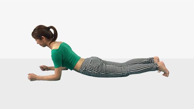 身体が軽くなる♪芯からキレイをつくる体幹トレーニング「中級編」-01