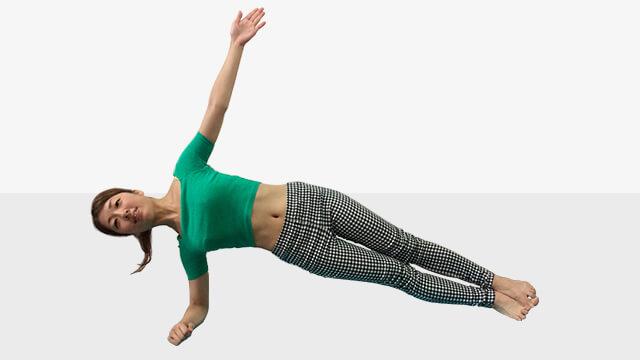 身体が軽くなる♪芯からキレイをつくる体幹トレーニング「中級編」-04