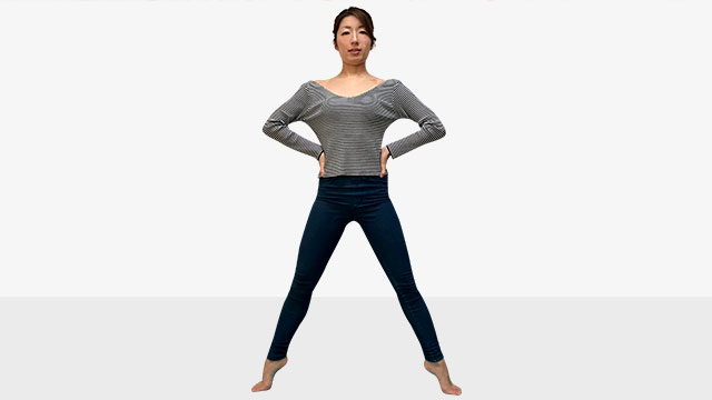外国人モデルのようなスタイルを手に入れる方法「③脚編」