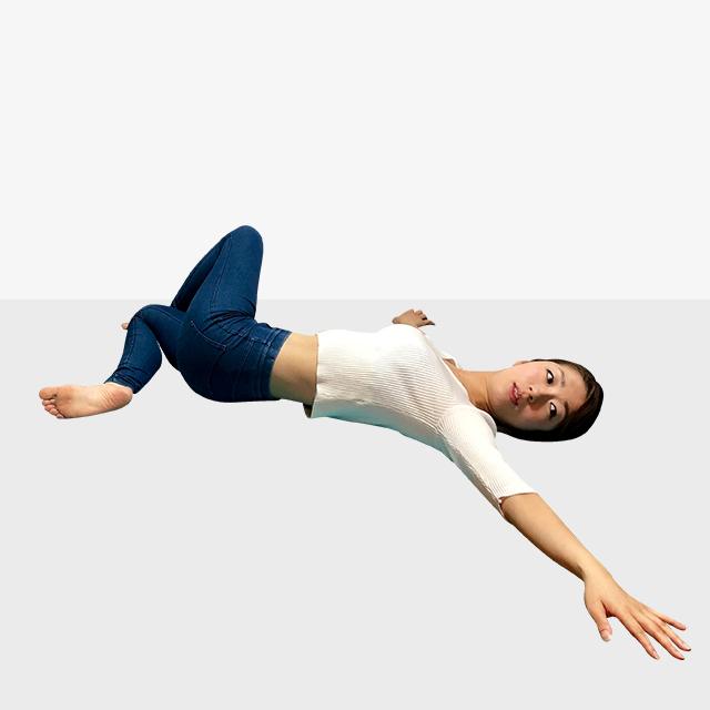 太くなってしまった筋肉を細くするためにストレッチで温めよう!-05