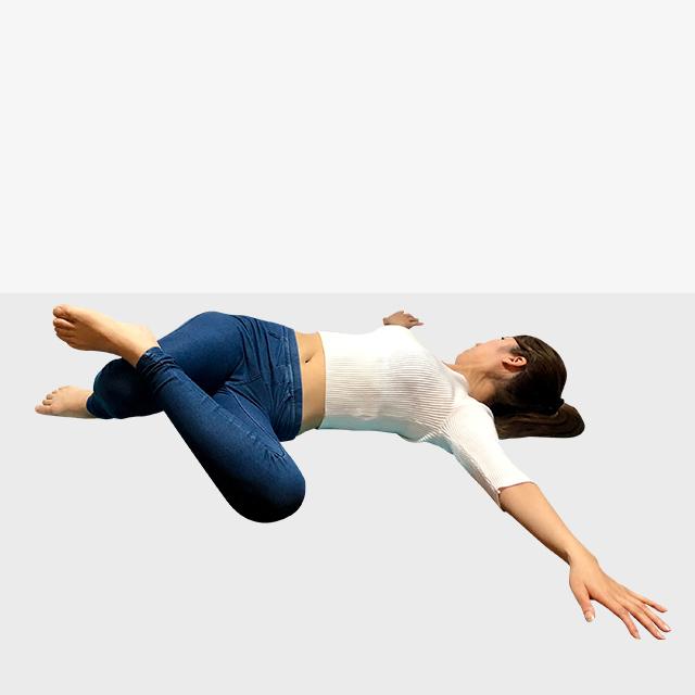 太くなってしまった筋肉を細くするためにストレッチで温めよう!-06