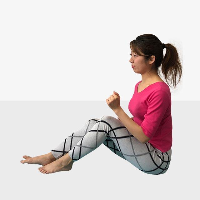 硬いお尻を柔らかくするトレーニング「お尻歩きエクササイズ」-04