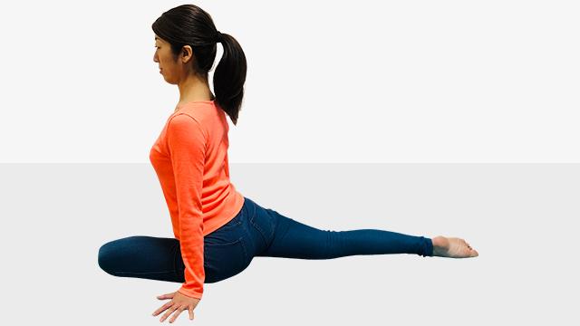 筋肉質な足の「元運動部」は卒業!美しい前もも作りエクササイズ