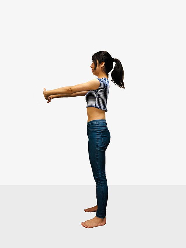 肩甲骨まわりの筋肉をほぐして、栄養分の流れを良くするストレッチ♪_02