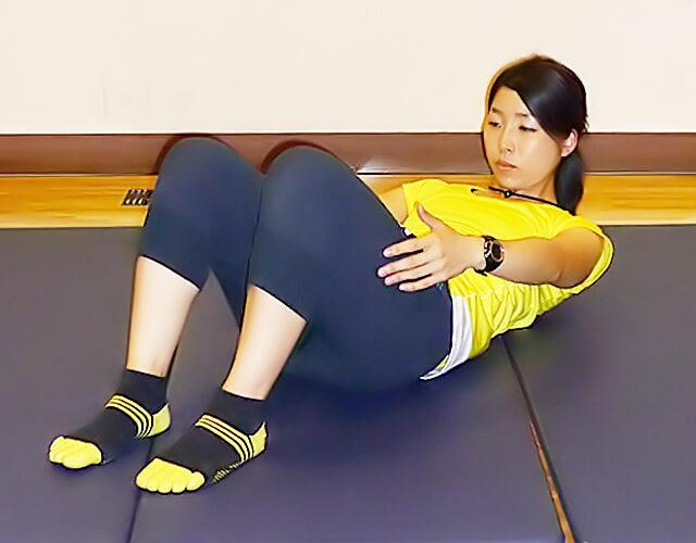 痩せるために鍛えるべき筋肉!「レッグキック」-02