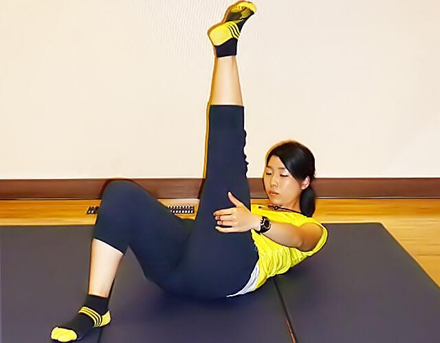 痩せるために鍛えるべき筋肉!「レッグキック」-03