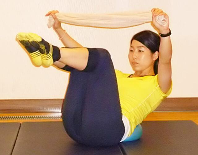 痩せるために鍛えるべき筋肉!「ウエストシェイプ」-03