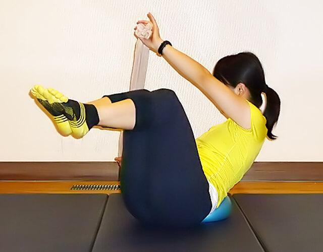 痩せるために鍛えるべき筋肉!「ウエストシェイプ」-05