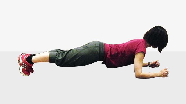 胸を大きくする「大胸筋でアイソメトリックトレーニング」
