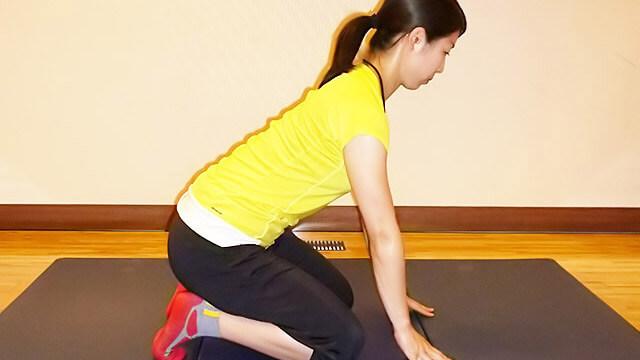 基礎代謝UPエクササイズ①「肩甲骨ローテーション」