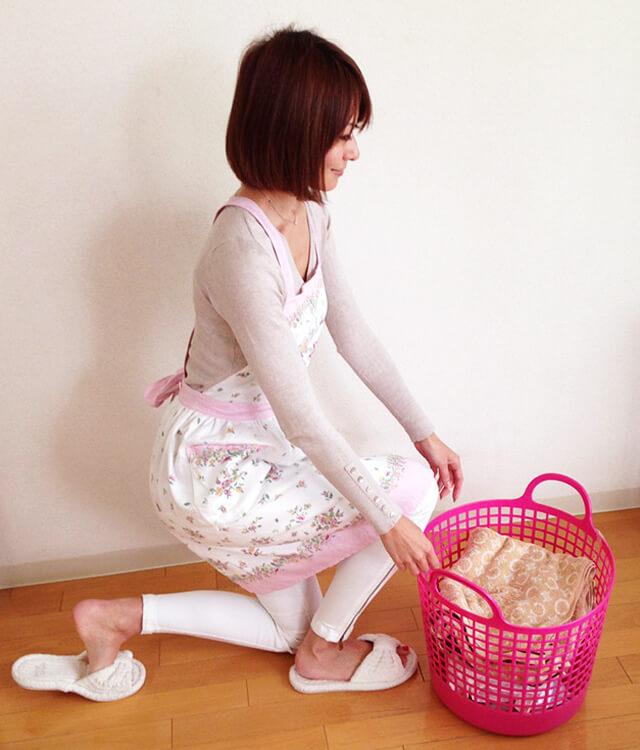 家事しながらできる洗濯物干しで下半身ダイエット-02