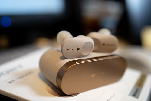 Sonyワイヤレスイヤホン