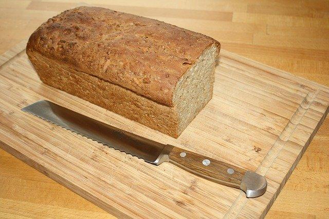 大きいサイズのパン