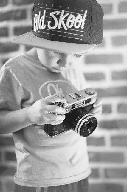 子供 カメラ