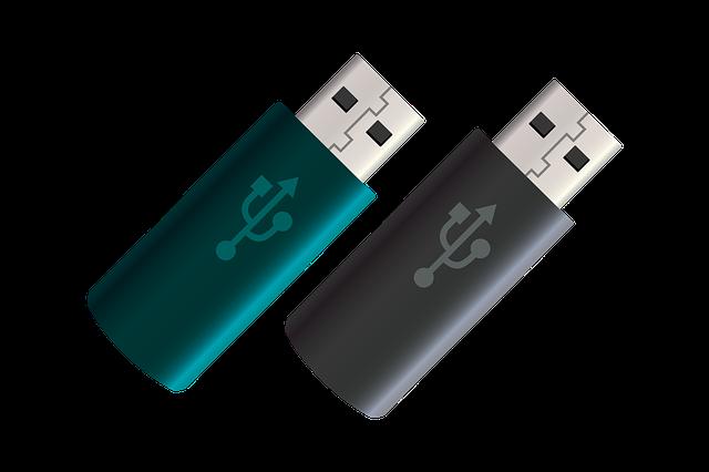 USBメモリのデザイン