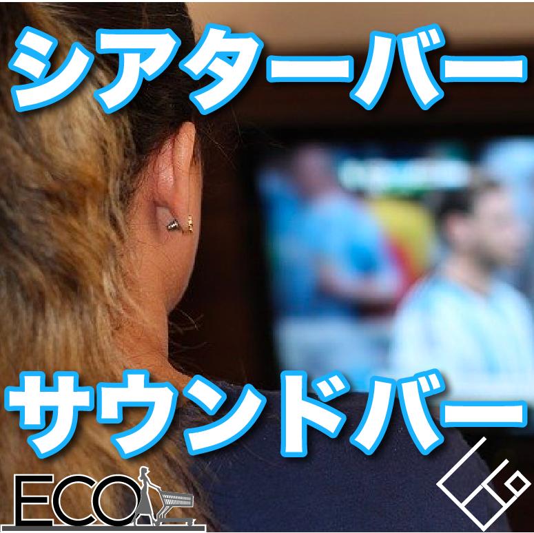 シアターバー/サウンドバーおすすめ人気ランキング【薄型テレビの音質を底上げしよう!】