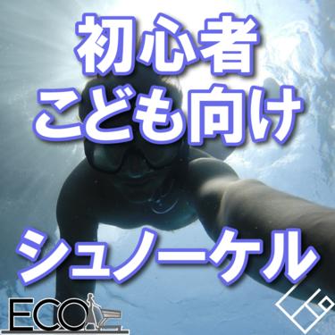 初心者/子供向けおすすめのシュノーケルセット10選【おすすめブランド】