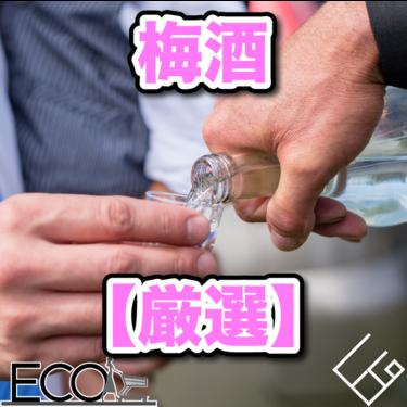 【最強決定】梅酒人気ランキング厳選15選【口当たり/飲みやすさ】