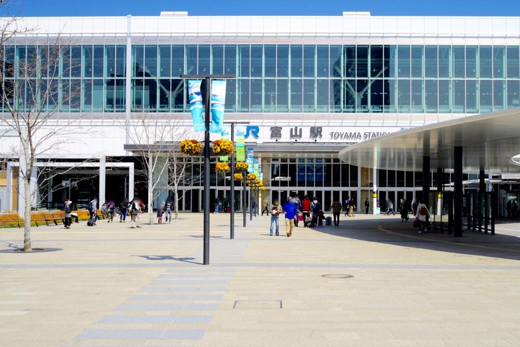1泊2日、予算10,000円で美味しいものとお酒を楽しむ旅「富山県・富山駅周辺」