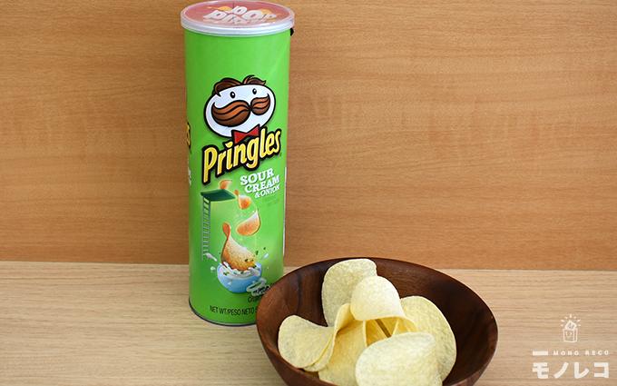 Pringles サワークリーム&オニオン