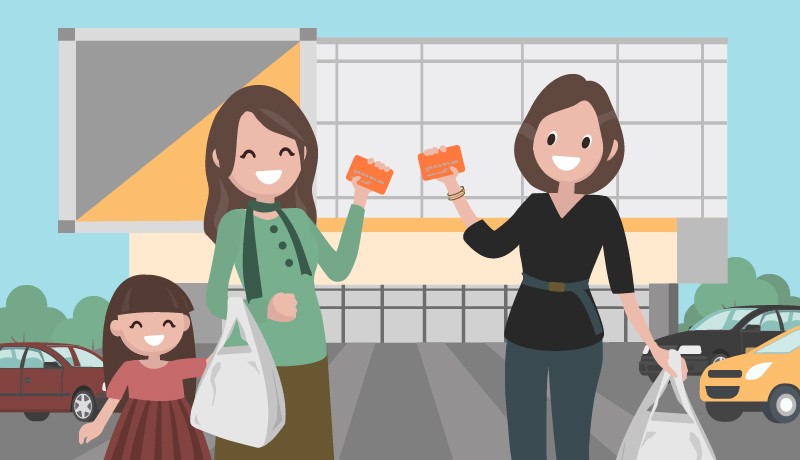 UCSカードのポイントや審査について徹底解説! アピタ・ピアゴでお買い物が5%オフ…おトクな特典情報も満載!