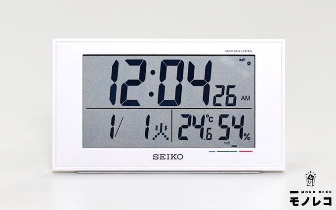 SEIKO 置き時計BC402W