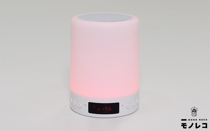 Helius Bluetooth スピーカー付きデジタル時計