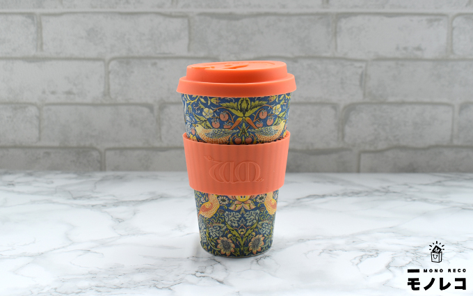 ecoffee cup WILLIAM MORRIS400ml