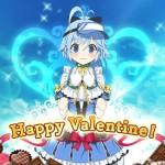 【イベント】今日はバレンタインだしログインしたらチョコが貰えるんだと思ったら....