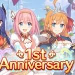 1周年記念 1st Anniversary