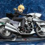 バイクに乗った青王のフィギュアの出来が良すぎる!←コレ超えるフィギュアある?