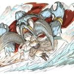 【画像あり】ガチ比較!フランちゃんと項羽のガチ勝負!!強いのはどっちなんだ?wwww