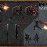 【新武器】武器デザインコンテスト最優秀賞「インパクト702」!ゲーム内に登場決定!大剣にブースターがついてる!