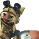 【朗報】今作ではオトモアイルーが雑魚モンスターを味方につけて一緒に戦うことが判明!またアイルー以外にも新しい獣人が!!!!