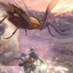 【素材】ランゴスタの薄羽ってレアなのか?全然落ちない…←石ころをぶつけろ!もしくはスリンガーか捕獲ネットでも良いぞ!
