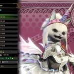 【画像あり】キリン頭&ゼノドレスのアイルーがクッソ可愛すぎると話題に!!!コレはヤバいwwwwwwwww