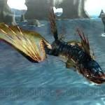 ガノ???「魚竜骨格流用できる上に待望の水属性な既存モンスがいるらしい」←今回水場全然ないからなぁ...