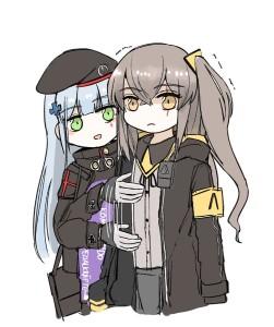 45姉 UMP45
