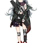 【画像あり】64式実装キタ━━(゚∀゚)━━!!日本銃の中で一番の美人だなwwwww